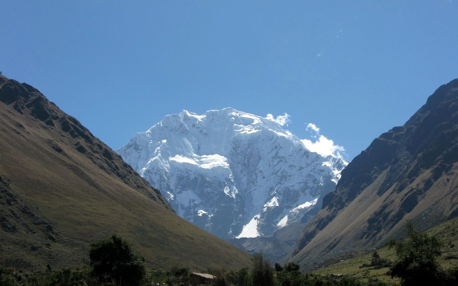Bronchitis and Beauty: Salkantay to Macchu Picchu