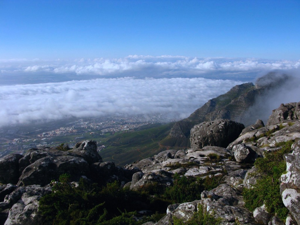 From Buenos Aires to Cape Town - Table Mountain