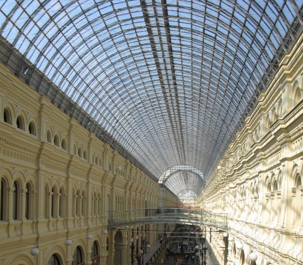 Moscow mall
