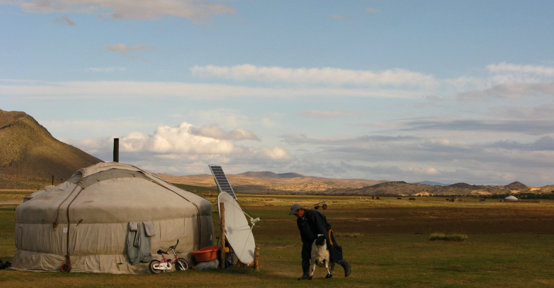 Trans-Siberian Trains: Mongolian Dreams