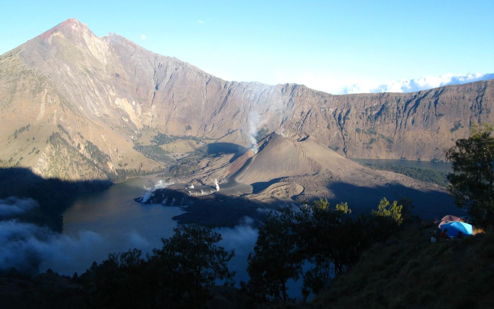 3 for 30 Part One: Gunung Rinjani, Indonesia