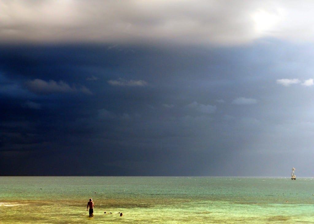 Perhentian Kecil Storm