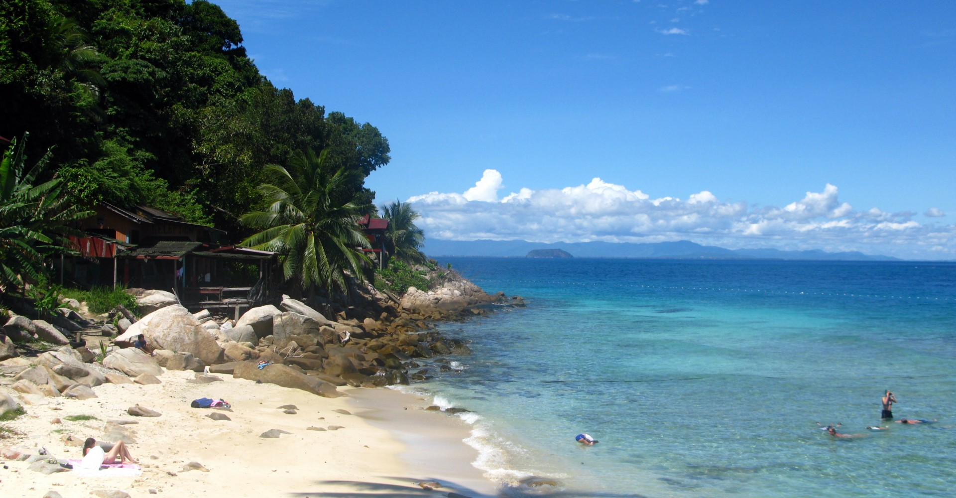 how to go to perhentian island from singapore