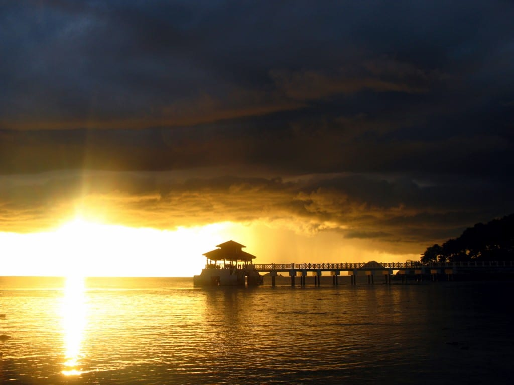 Sunset Kecil Malaysia