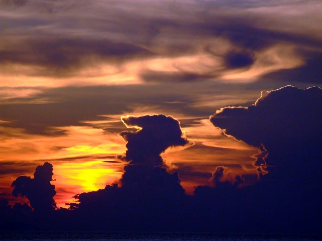 Perhentian Kecil Sunset 1