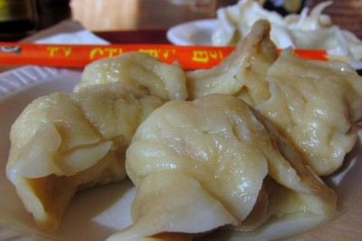 Dumplings in Brooklyn from Dumplings & Things