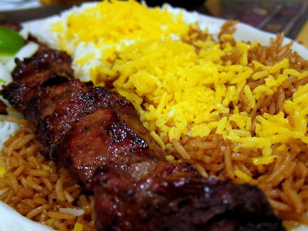 cheap eats in new york: afghani food