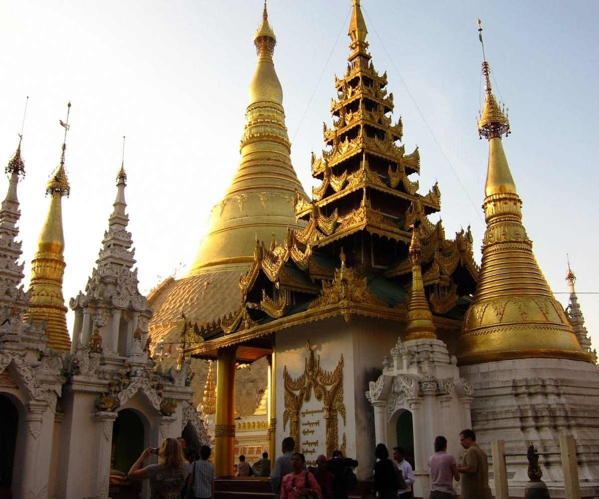 Burma (Myanmar): First Impressions