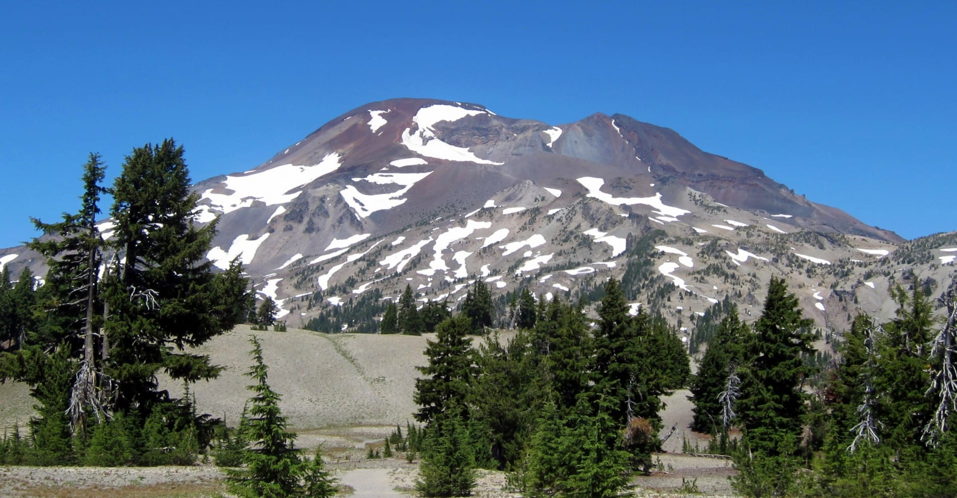 Birthday Mountain 2010: South Sister, Oregon