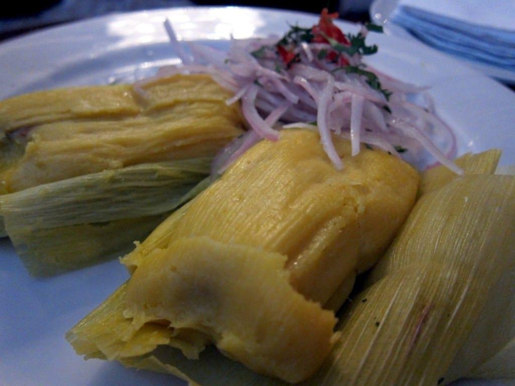Panchita restaurant in Lima