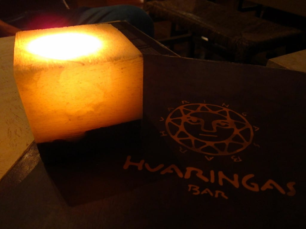 Huaringas in Lima