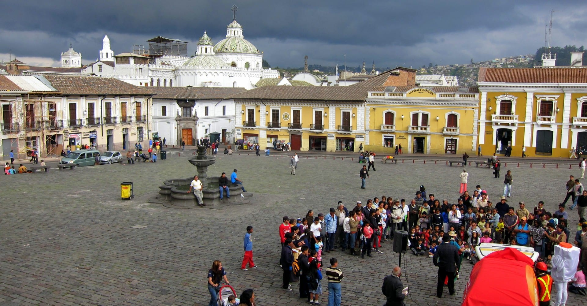 Photoessay: The Quito that I Love