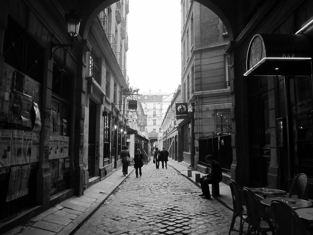 Paris near Rue Dauphine, 6e Arrondissement