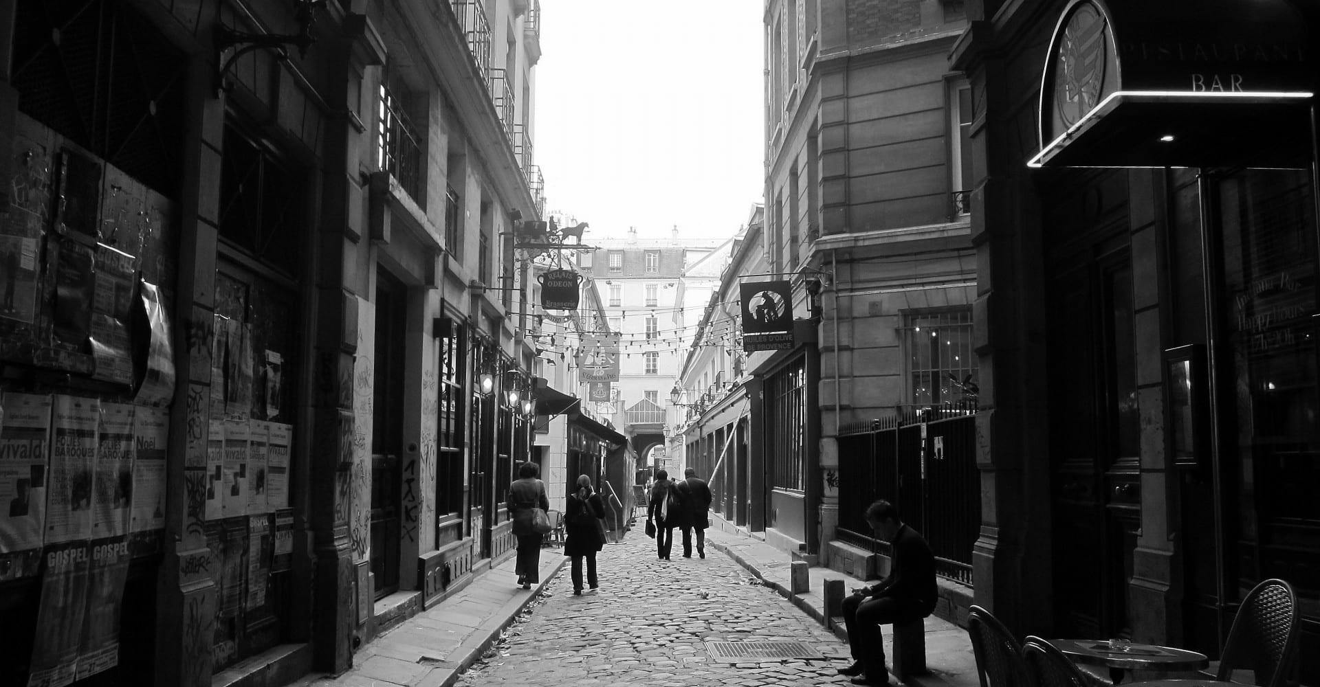 A Moment in Time: Paris' 6e Arrondissement