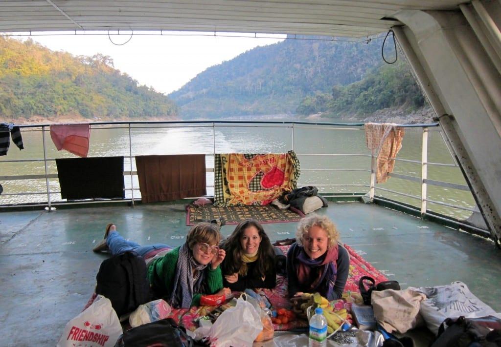 ferry mandalay