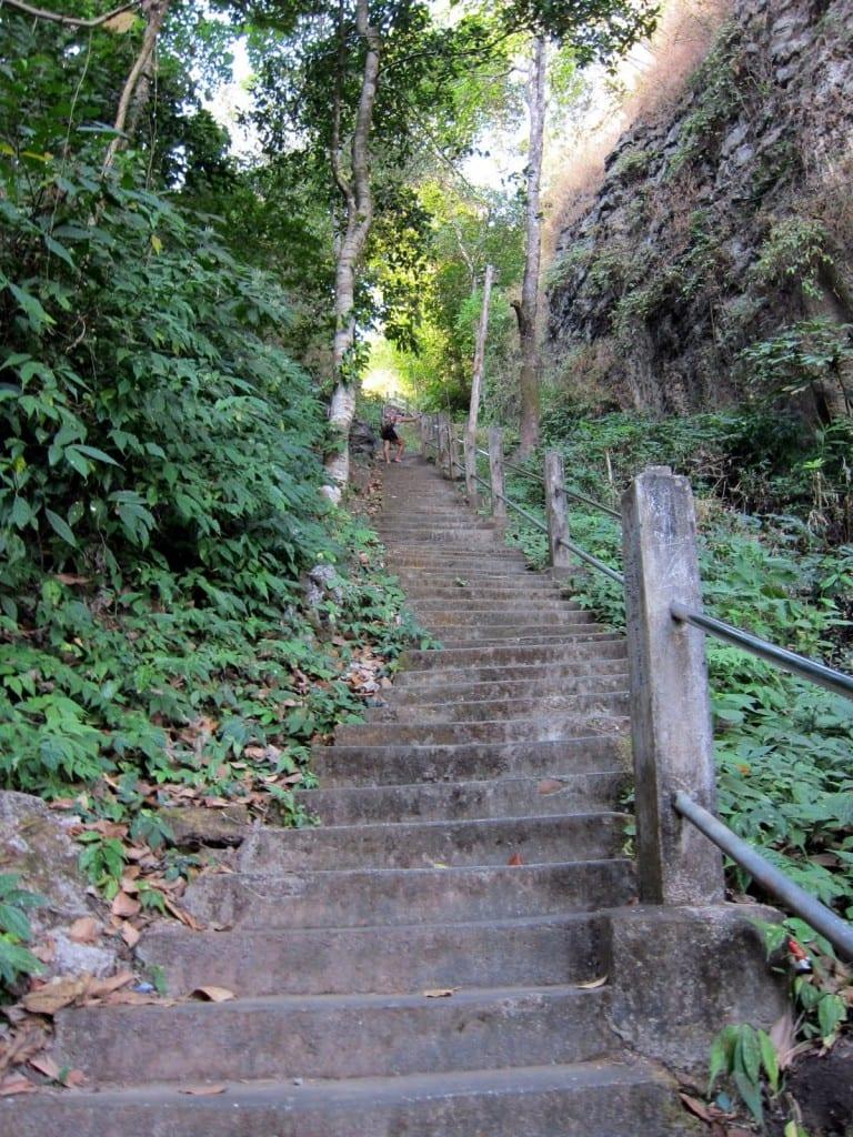Climbing Mount Zwegabin, Burma