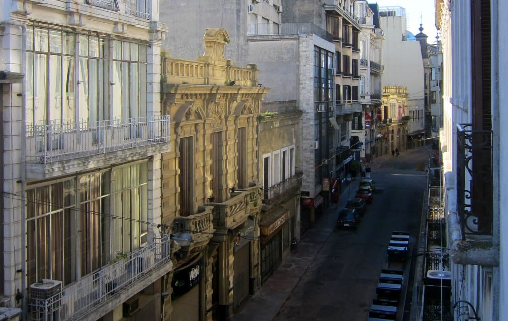 budget business hotels in Montevideo