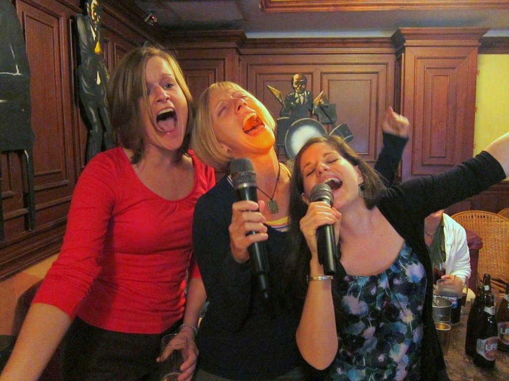 Karaoke in Chiang Mai