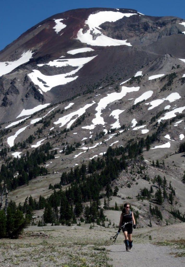Climbing South Sister Mountain Oregon