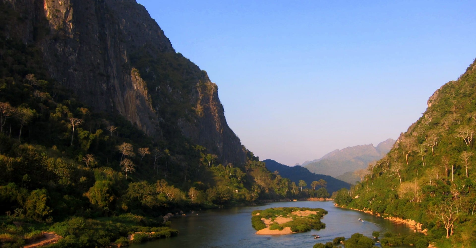 Exploring Northern Laos