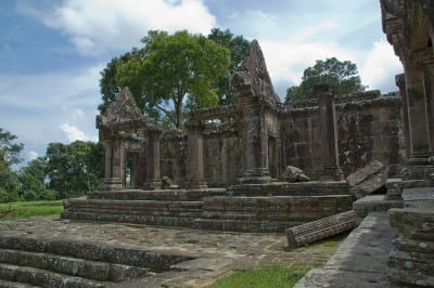 Thai, Cambodian Troops Clash near Preah Vihear Temple