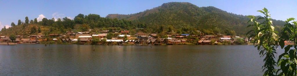 Ban Rak Tai a tea village near Mae Hong Son