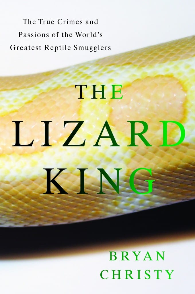 Bryan Christy the Lizard King