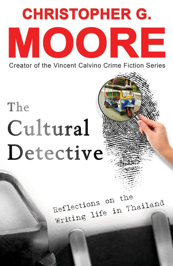 The Cultural Detective by Christopher G Moore
