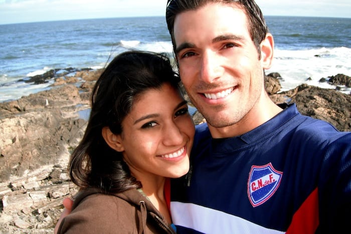 Azita and Jeff - a love story
