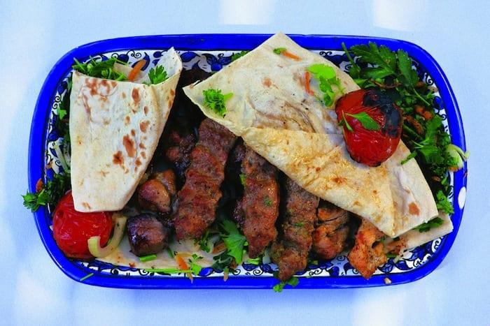 Foods from Jordan