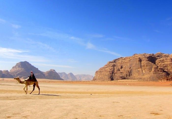 Wadi Rum at Daybreak