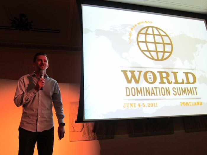Chris Guillebeau World Domination Summit
