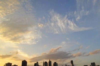 New York Skyline from Brooklyn's Promenade