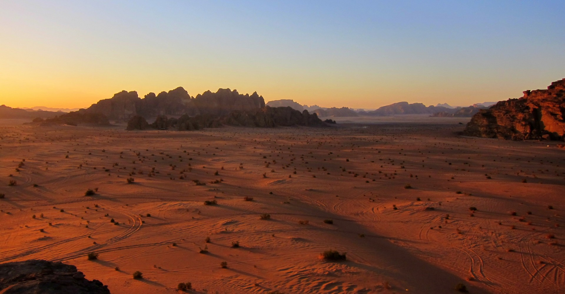 Wadi Rum and the Beauty of Wide Open Spaces