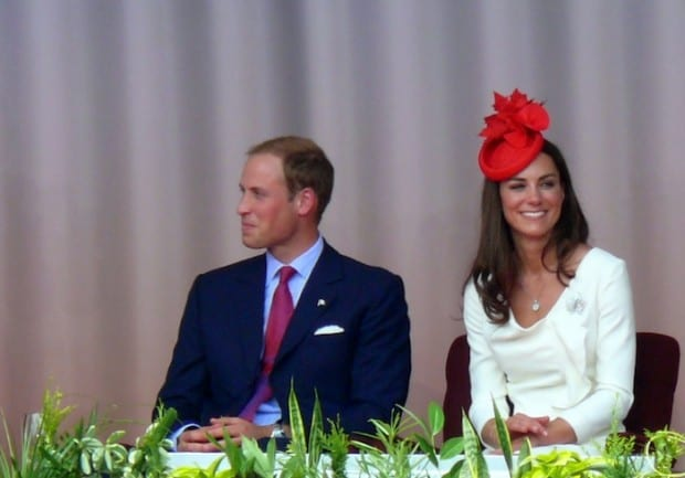 Will and Kate in Ottawa