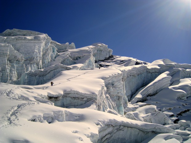 Amphu Laptsa pass, Nepal