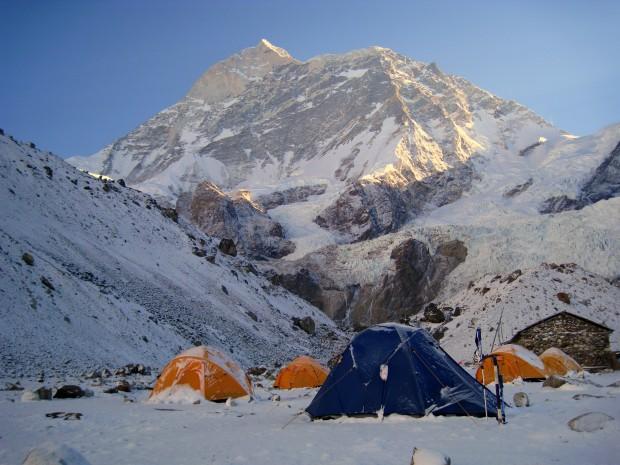 Makalu base camp, Nepal