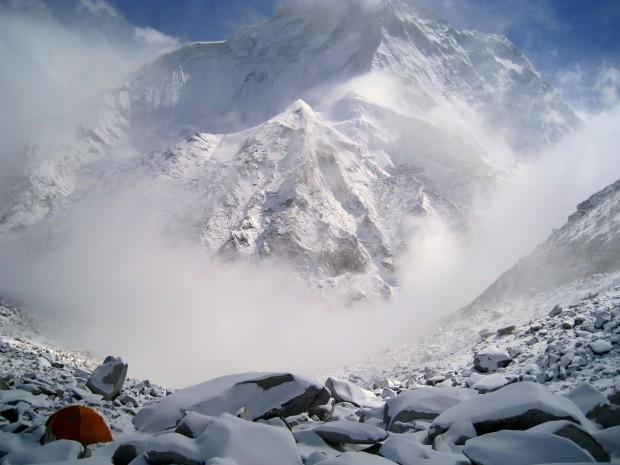 5200m, trekking in Nepal