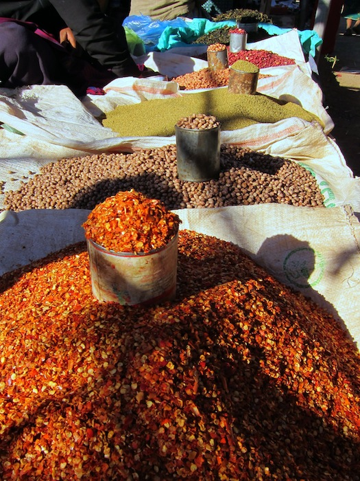 Spices Inle Lake, Burma