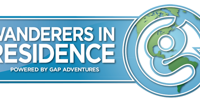 Fall Plans and Being a Wanderer in Residence for G Adventures