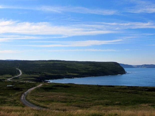 View from Cape Spear, Newfoundland