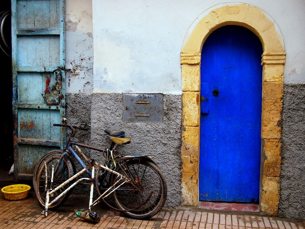Doorways of Essaouira, Morocco