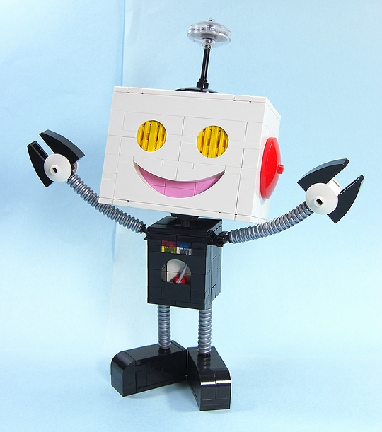 Happy Robot