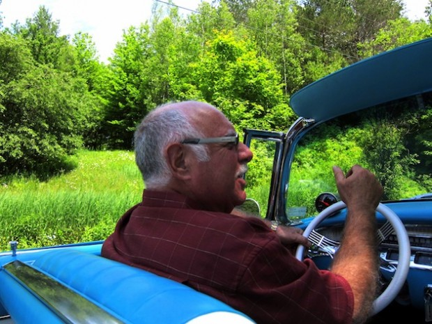 Driving in the Eastern Townships