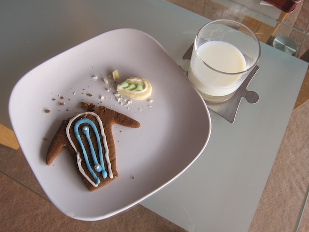 Penguin shortbread