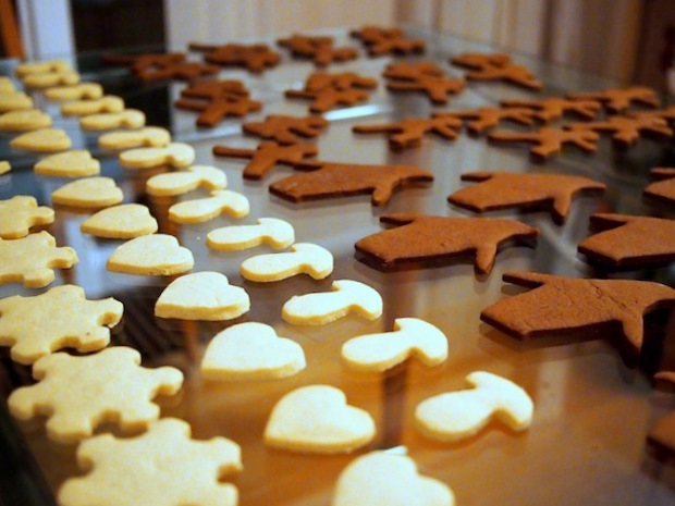 Shortbread for Christmas