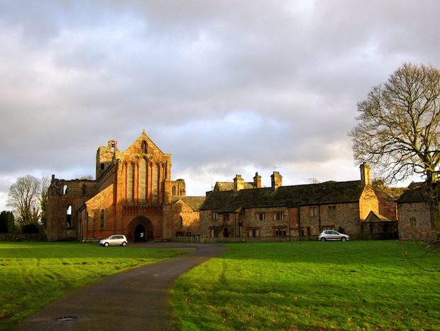 Lanercost Priory, founded in 1169
