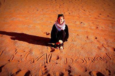 Jodi Ettenberg Wadi Rum