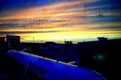 American Airlines at JFK