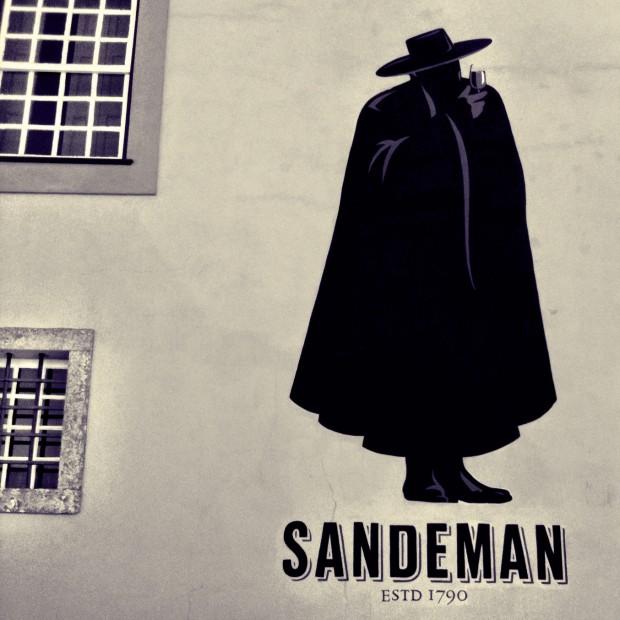 Sandman in the Douro Valley